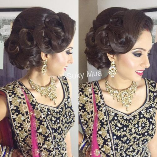 Wedding Juda Hairstyles: 12 Stunning Hair Buns And Judas To Wear With Sarees