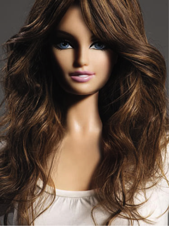 Top 10 Barbie Hairstyles Of All Time | Dolls, Barbie doll and ...