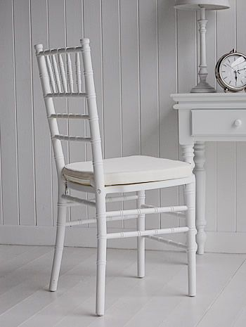 White bedroom chair - White bedroom furniture and dressing tables ...