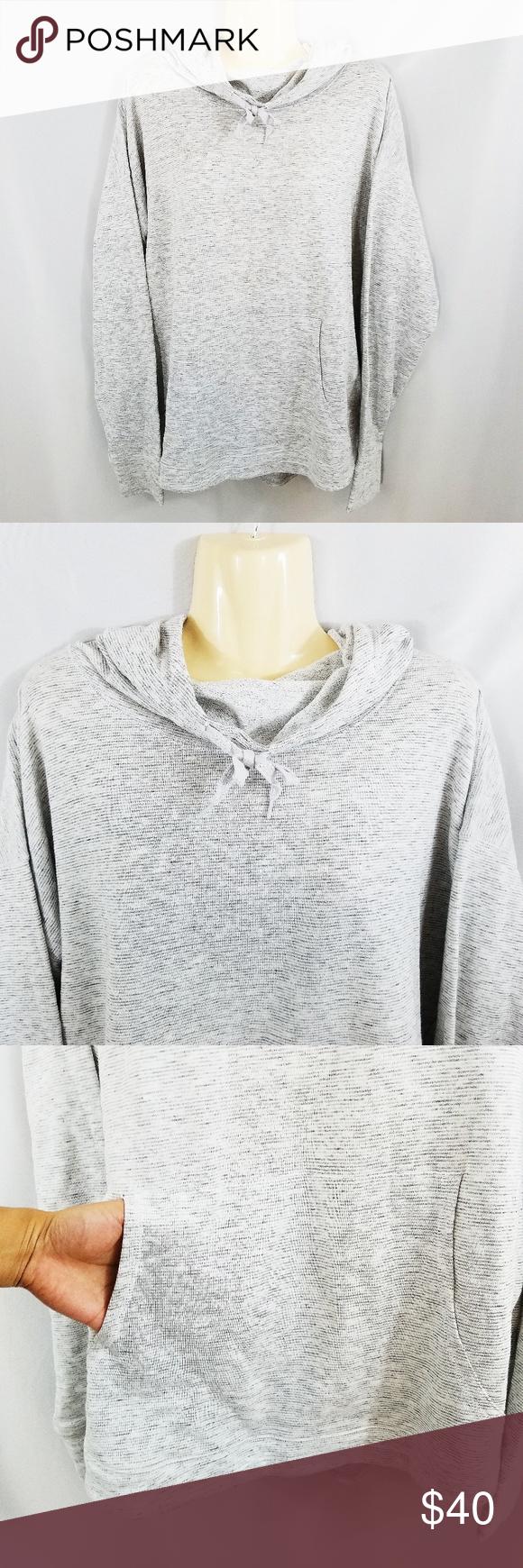 Sold Champion Elite Collar Gray White Hoodie Xl White Hoodie Hoodie Material High Collar [ 1740 x 580 Pixel ]