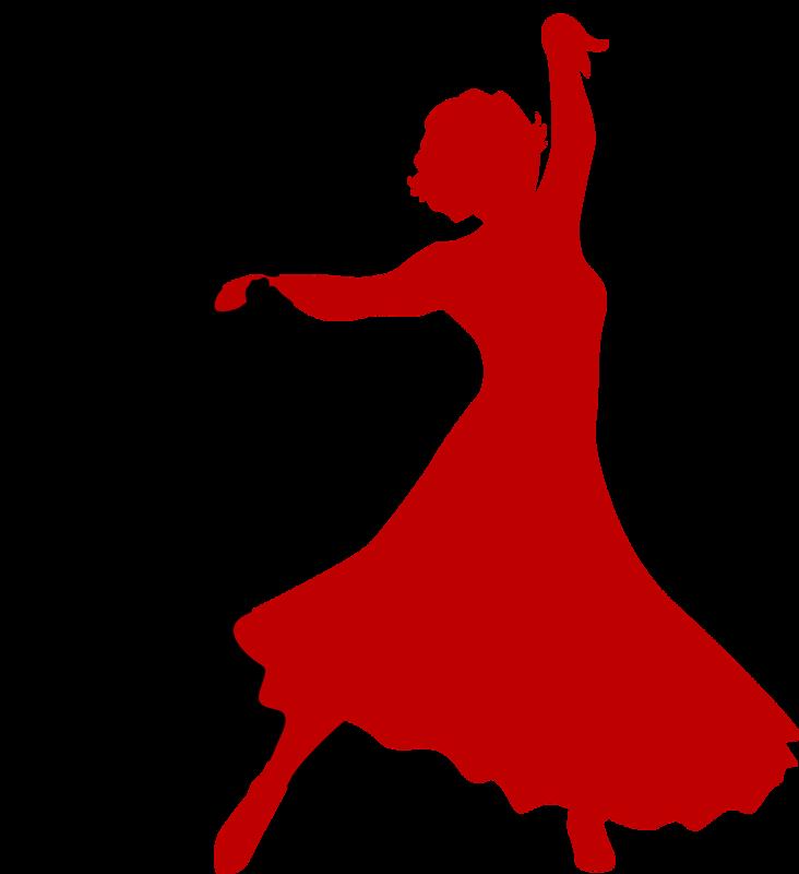 теплодар представляет бальные танцы картинка силуэт эмблема милой