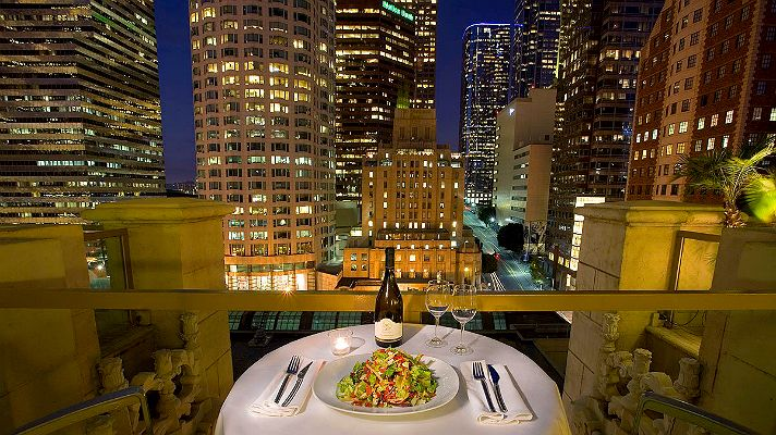 Top 10 unusual restaurants around the world travels pinterest these los angeles restaurants are well worth seeking out even if its only just to take in the beautiful view publicscrutiny Choice Image