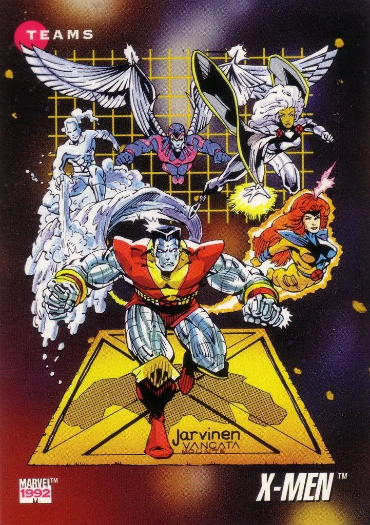 Marvel Universe Series 3 179 See This Image On Photobucket Marvel Cards Marvel Comics Superheroes Xmen Art