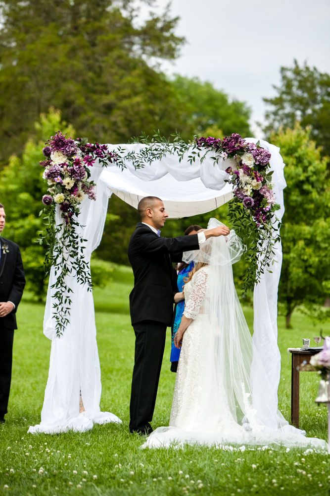 New Traditions Robin+Shujah Wedding, Jewish wedding