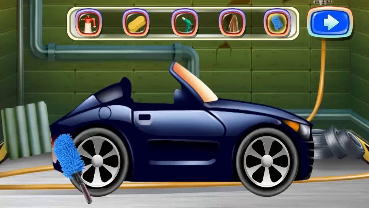 kids channel car wash for kids car wash games video for kids