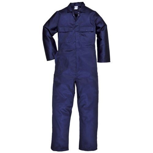 cheap portwest mens euro work polycotton coverall s999 on cheap insulated coveralls for men id=97965