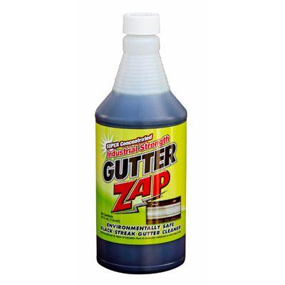 Gutter Zap Gutter Cleaner 17 95 Gutter Zap Formulated