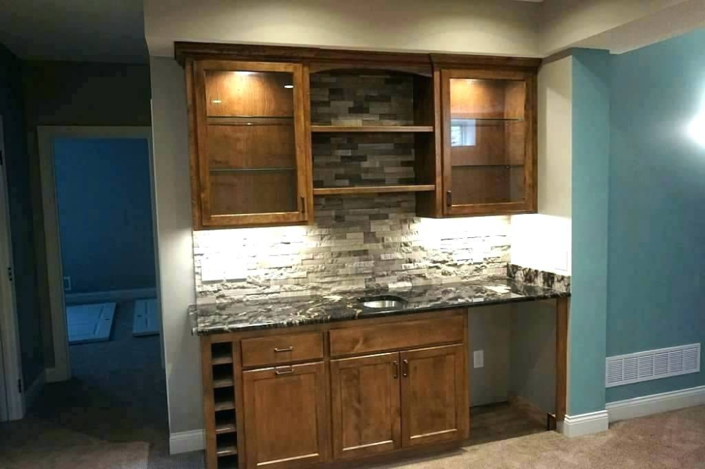 Best Built In Wet Bar Cabinets With Sink Google Search 400 x 300