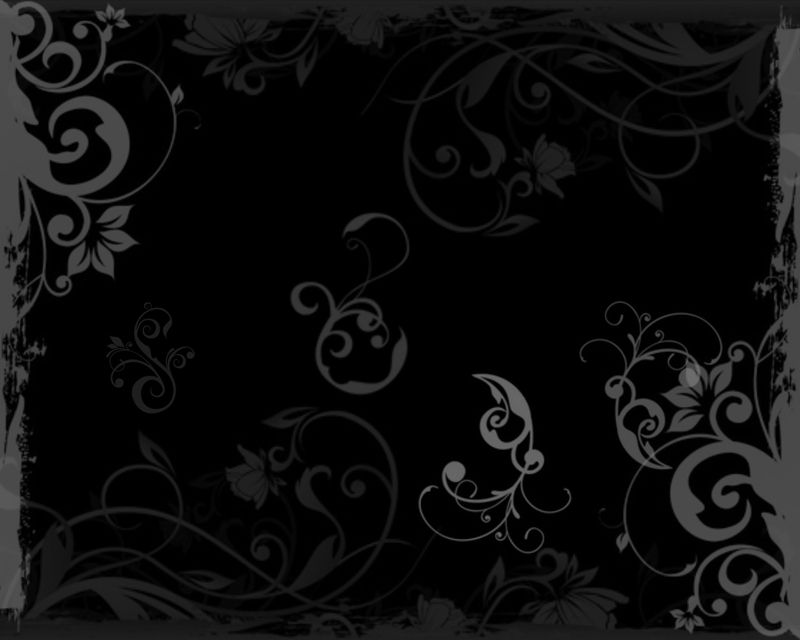 Daisy Black Design Image Dark Grey Wallpaper Grey Wallpaper Designs Black Wallpaper