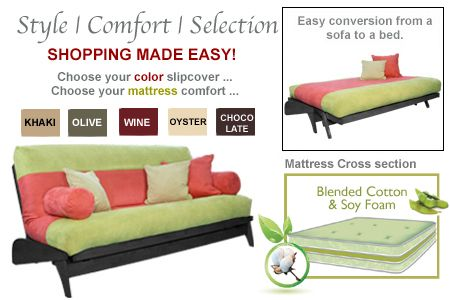 Full Futon Sets | Black Dillon Full Sofa Bed - Queen Size Futon Sets Roselawnlutheran