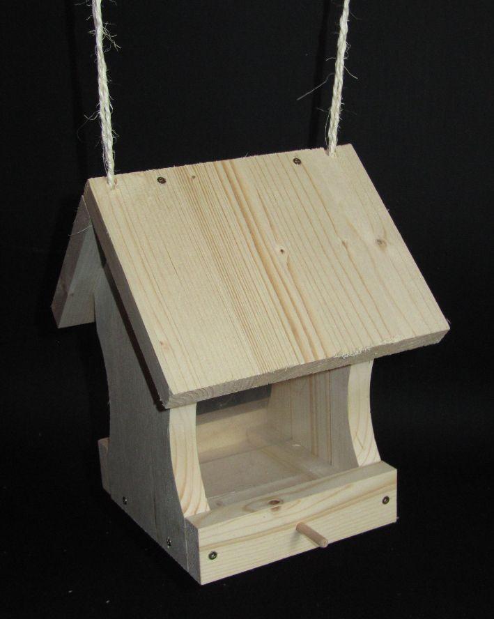 vogelhaus bausatz das fertige vogelhaus vorstellung und anleitung auf. Black Bedroom Furniture Sets. Home Design Ideas
