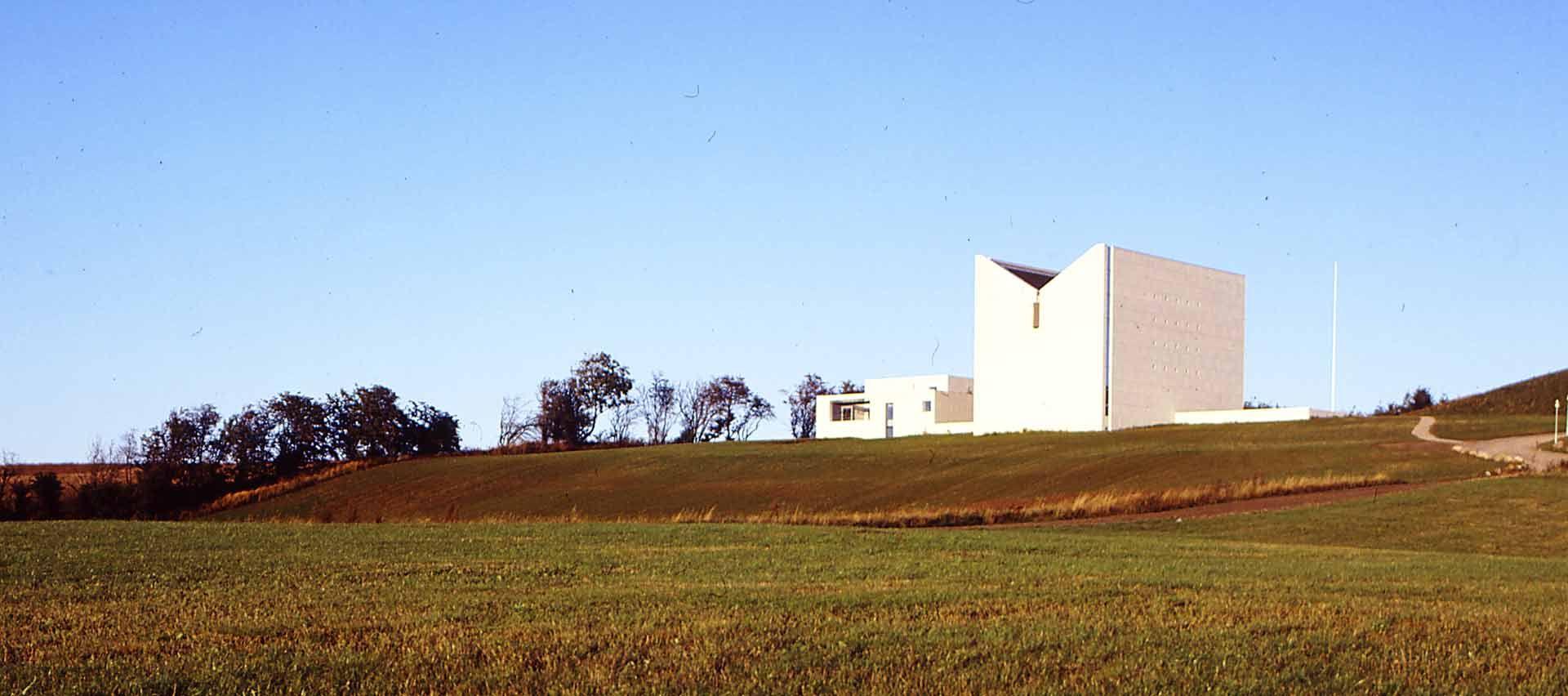 Enghoej Church Church Design Modern Church Church