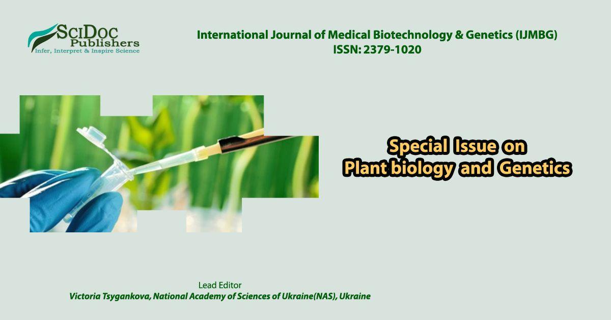 Medical Biotechnology & SciDocPublishers