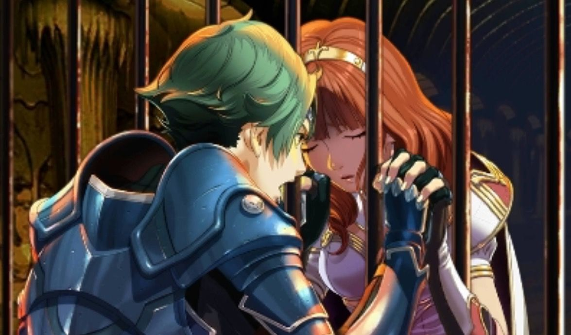 Fire Emblem Echoes Shadows Of Valentia Alm And Celica 3 With