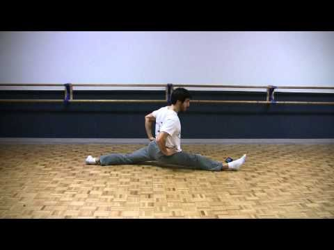 breakdancing ninja flexibility training for bboys