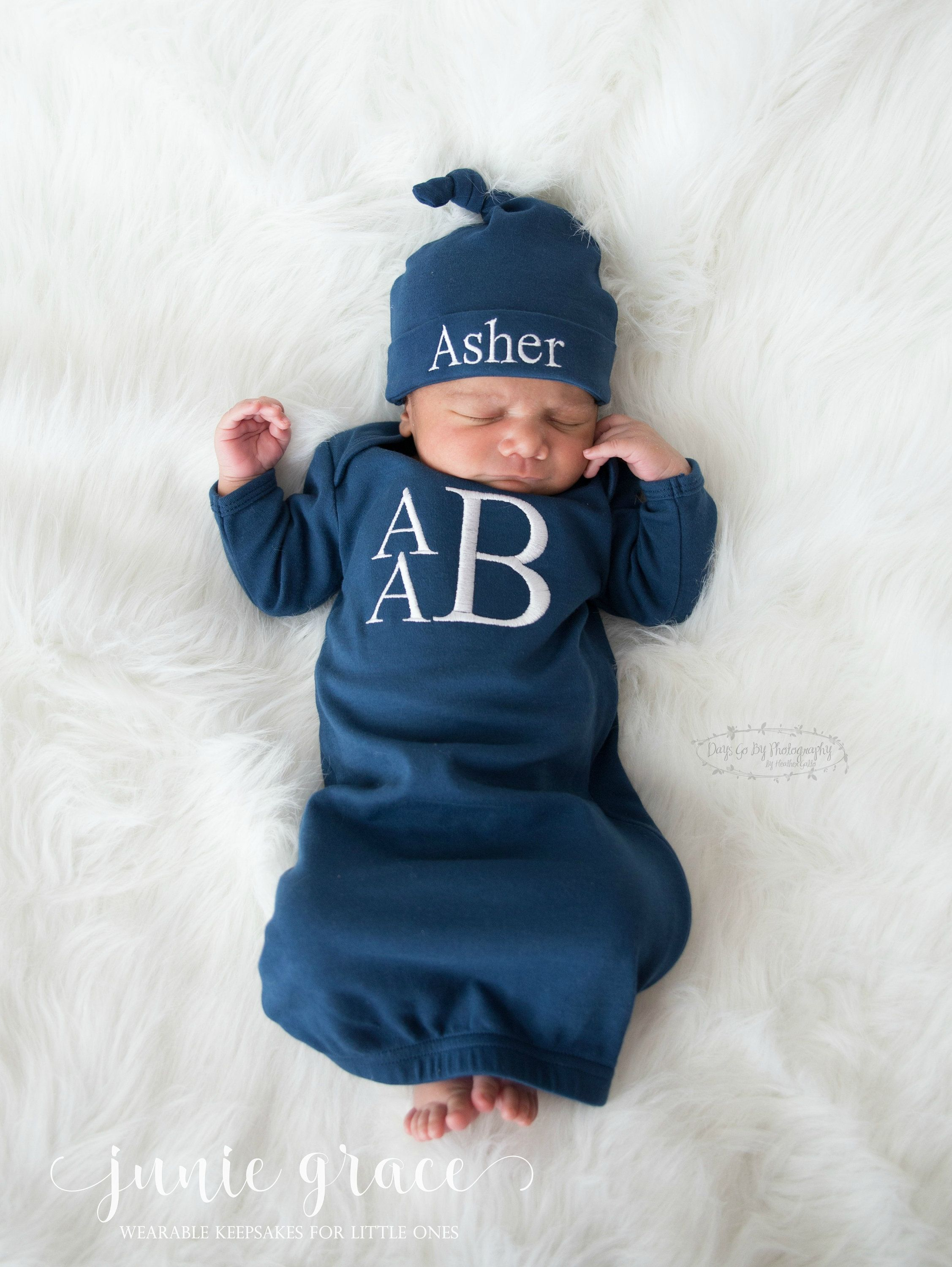 af8c3e2df Baby Boy Coming Home Outfit Baby Boy Clothes Baby Boy Gift Newborn ...