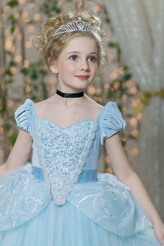 Diamantes de imitación Tiara de la princesa de Disney por EllaDynae