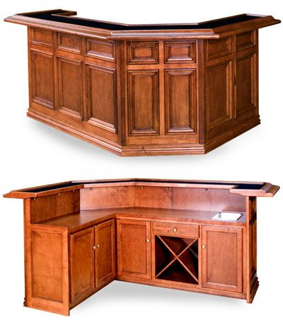 Home Bars - Home Bar Furniture - Home Wet Bars - Custom Home Bars ...