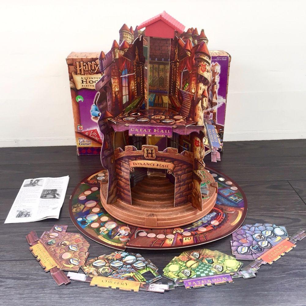 Harry Potter Muppets: Harry Potter Adventure Through Hogwarts Castle Electronic