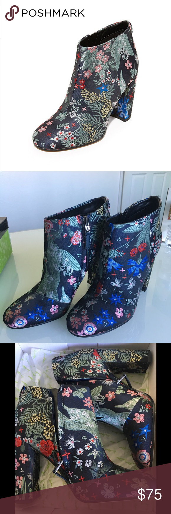 a10cd1addc7b0f Sam Edelman Floral Boot PERFECT CONDITION Sam Edelman Cambell Floral Boot A  super fun lively floral