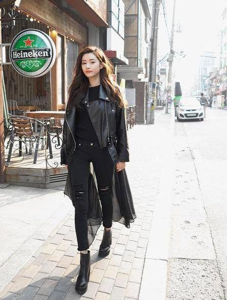 Beautiful edgy korean fashion 5323 #koreanfashionaccessories #edgykoreanfashion #asymmetrischerschnitt