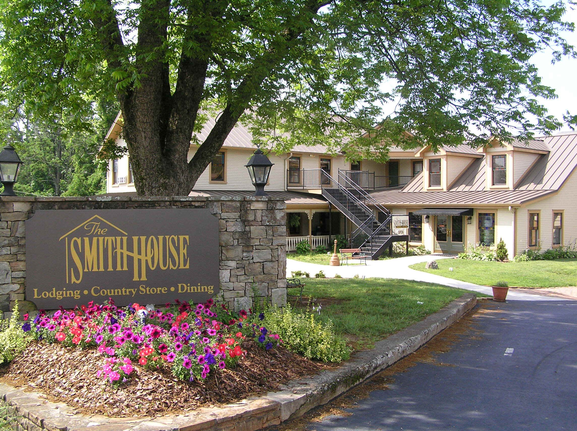 The Smith House Dahlonega Georgia Family Style Southern Restaurant