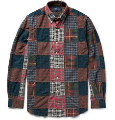 Polo Ralph LaurenPatchwork Cotton Oxford Shirt