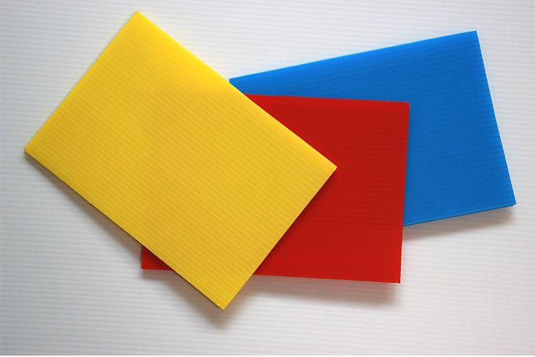 2mm 3mm 4mm 5mm 6mm Polypropylene Plastic Correx Sheet Corrugated Plastic Sheets Corrugated Plastic Hard Plastic Sheets