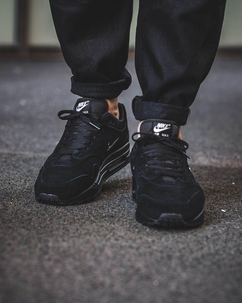 Black panther. | Shoes | Nike air max, Sneakers nike, Nike air