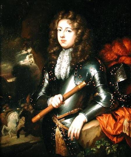 NETSCHER Constantijn Portrait of a Commander in Armour (London, Private Collection Johnny Van Haeften Ltd.)