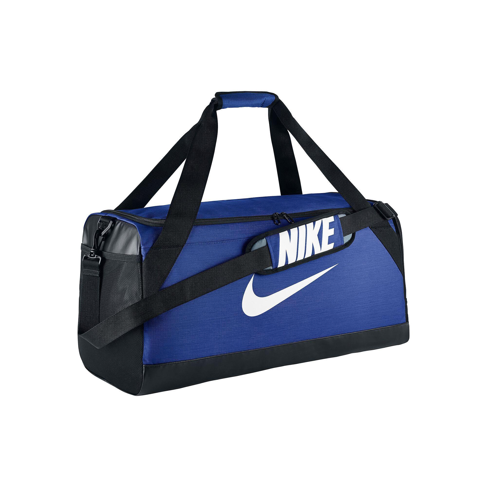 donde puedo comprar estilo de moda de 2019 diversificado en envases Nike Brasilia 6 Duffel Bag Small Vs Medium | Court Appointed Receiver