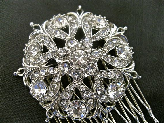 for the girls 2 - need a uniform crystal hair piece for them.