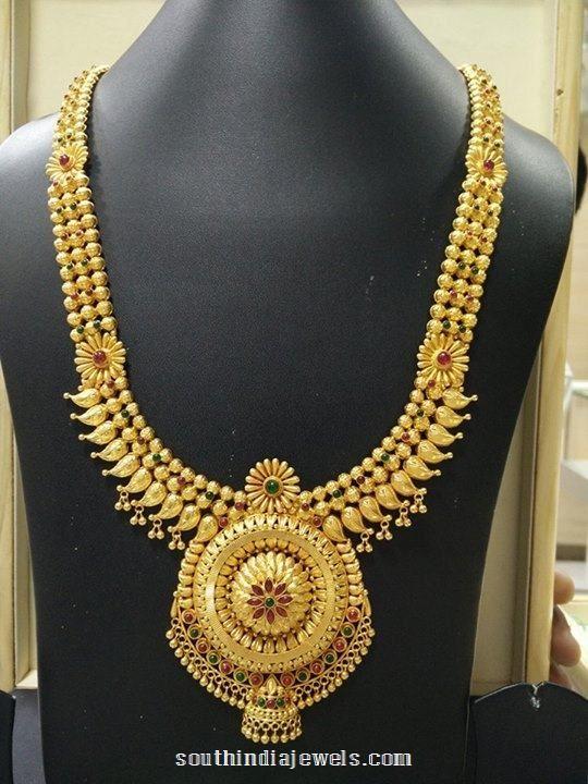 Mens Coin Pendant Necklace