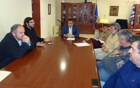 Συνάντηση στην Περιφέρεια για την περαιτέρω ανάπτυξη του Εθνικού Χιονοδρομικού Κέντρου Βασιλίτσας- Προϋπόθεση η διαφύλαξη του δημόσιου…