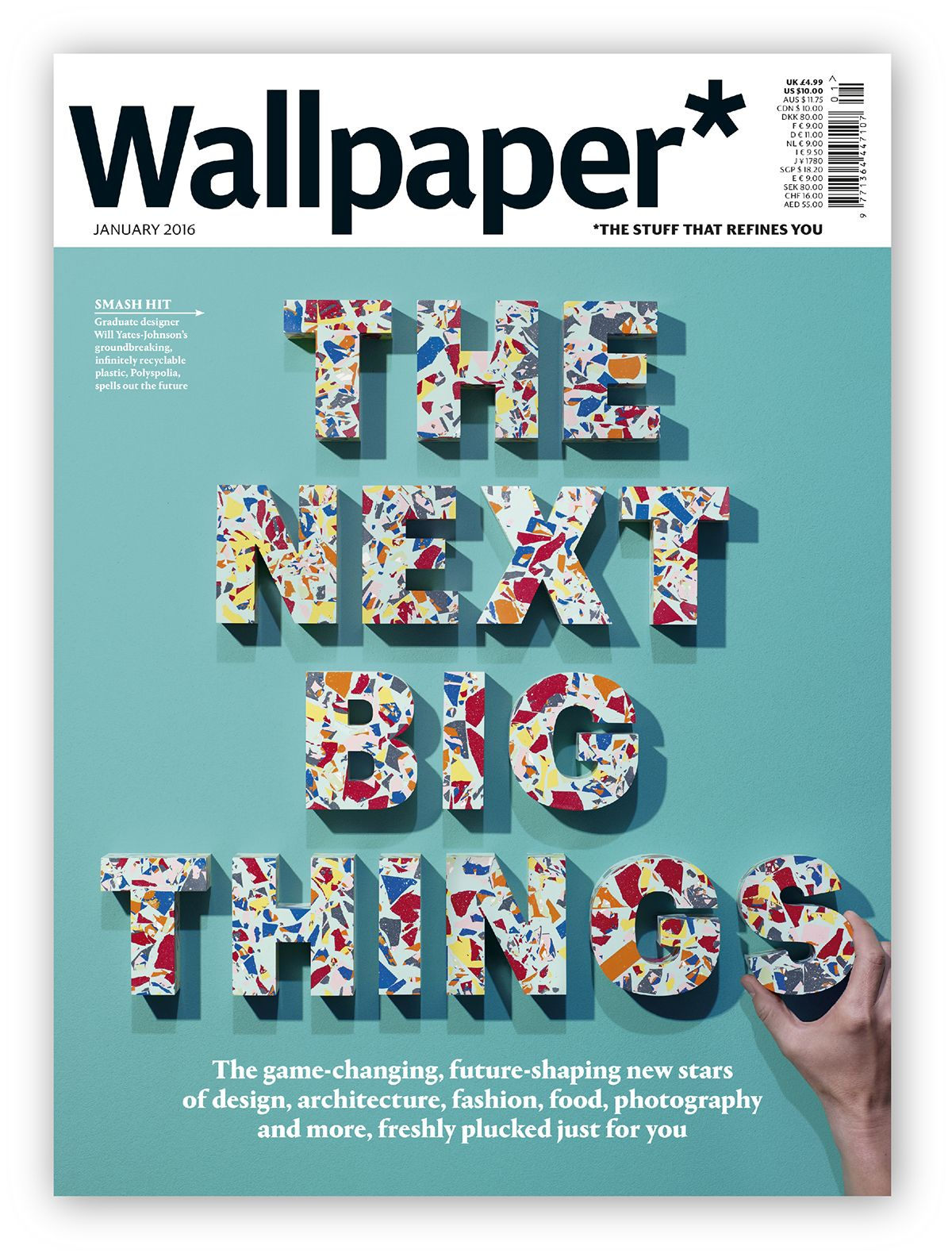 Wallpaper* Magazine - The Next Big Things on Behance