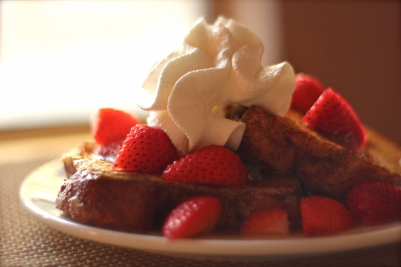 Our Version of Kneader's French Toast and Carmel Syrup on MyRecipeMagic.com
