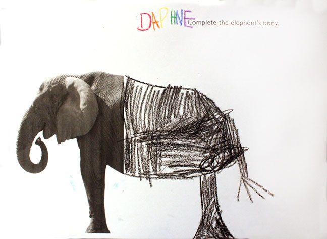 Photo-drawing