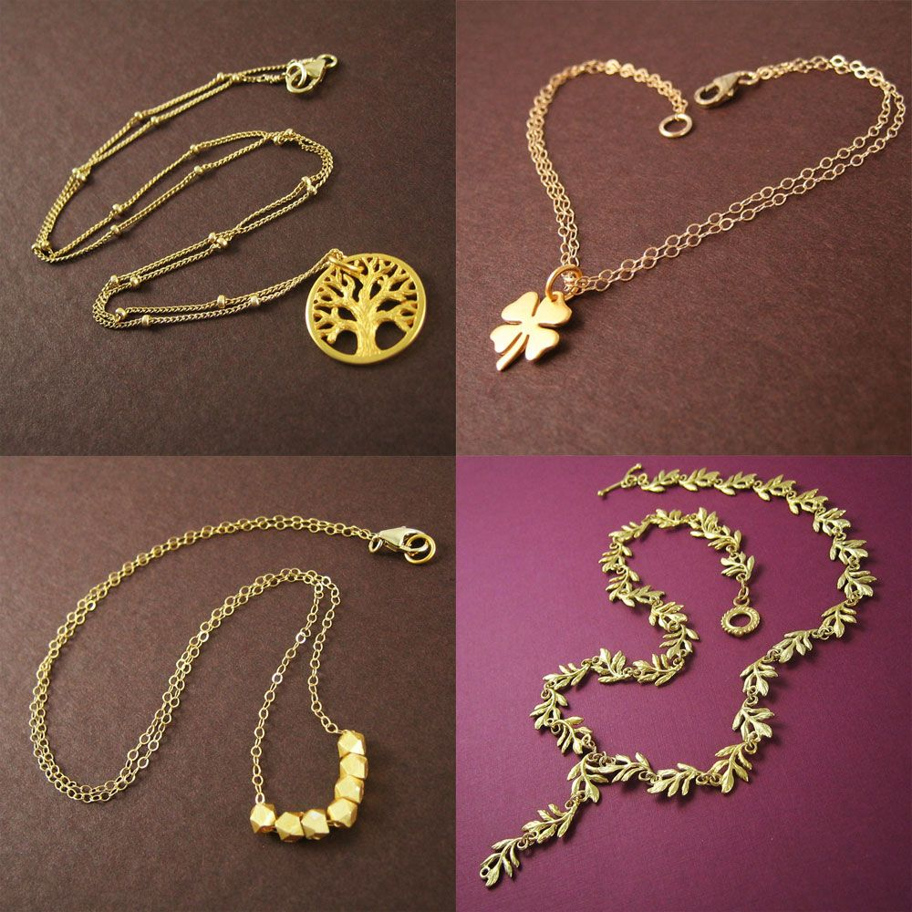 Urban Jewelry of the Month No 2 Gold Jewelry Urban jewelry