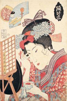 江戸時代 髪型 イラスト