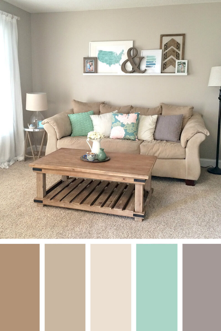 living room colors to make it look bigger (with images