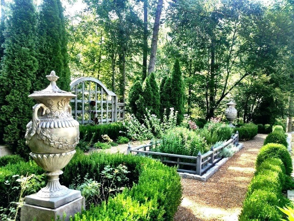 French Garden Design Front Yard Fountain Ideas Awesome Impressive