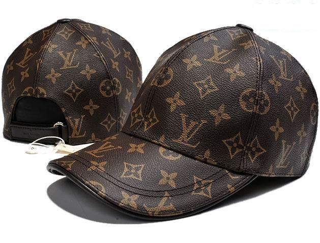 aa1ae5f0f1 Louis Vuitton Leather Monogram Baseball Cap | LV in 2019 | Louis ...