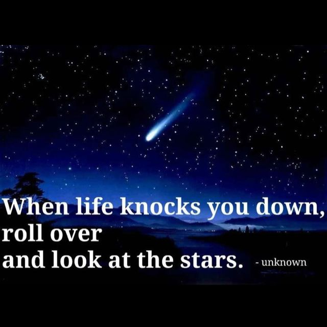 Look At The Stars Thoughts Pinterest Quotes Words And Stars