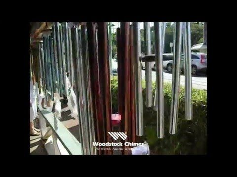 Woodstock Chimes On Maui Let The Concert Begin Woodstock Chimes Woodstock Wind Chimes Wind Chimes