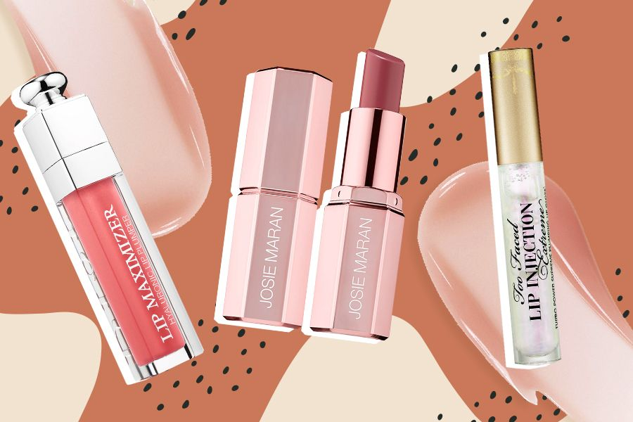 Pucker Up These Are The Best Lip Plumping Glosses That Actually Deliver In 2020 Best Lip Plumping Gloss Lip Moisturizer Lip Hydration
