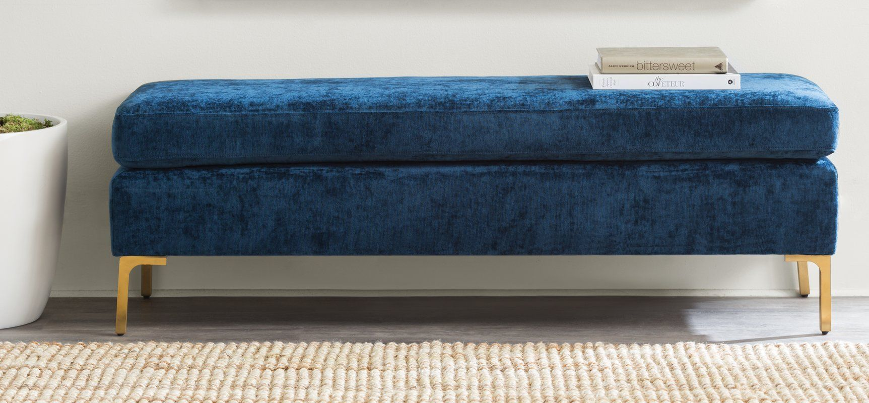 Melvin Upholstered Bench In 2020 Upholstered Bench Bedroom Redesign Upholster #upholstered #bench #for #living #room