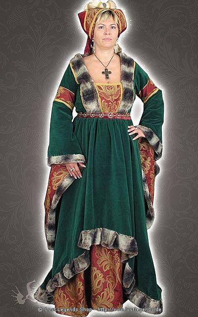 Burgundisches Fürstin