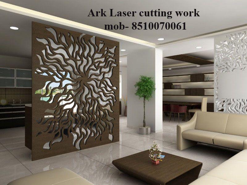 Laser Cutting Work In Delhi Interior Accessories Mdf Cutwork