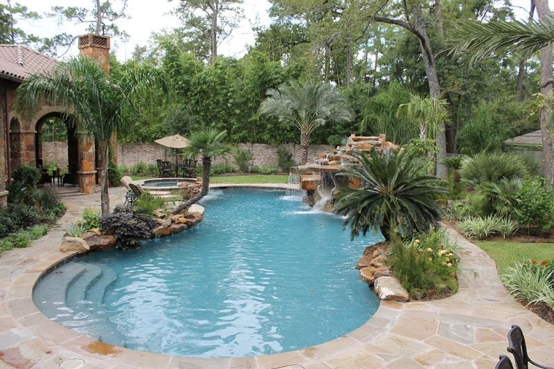 Related Image Pool Landscaping Cool Pools Swimming Pool Designs