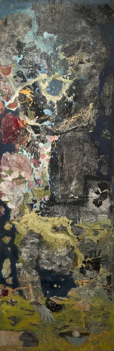 Tanguy Kan · Artiste Peintre Abstrait, Artiste peintre